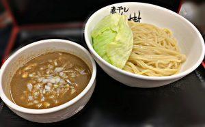 鯖カレーつけ麺
